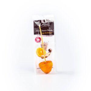 Hot Choco Stick Ginger & Orange
