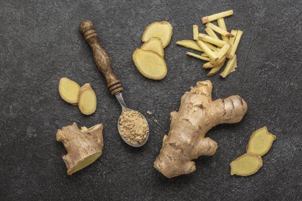 Read more about the article Ghimbir:  aromă, beneficii, contraindicații